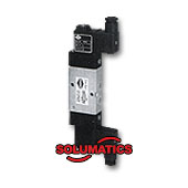 5-2 Way Double Coil Pneumatic Solenoid Valve