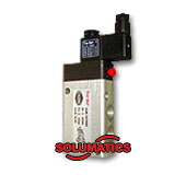 5-2 Way Pneumatic Solenoid Valve