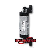 5-3 Way Pneumatic Solenoid Valve